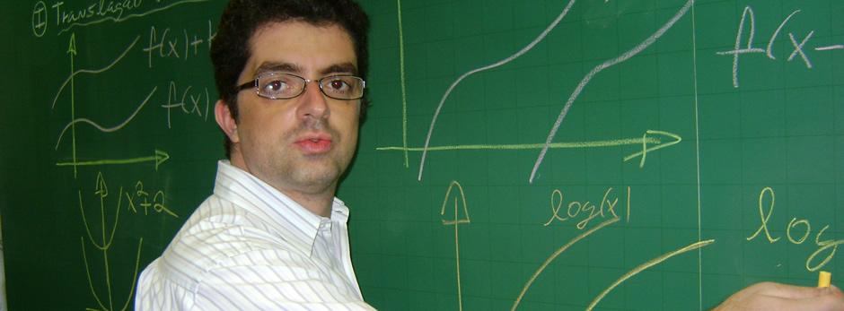 Márcio Vieira - Matemática